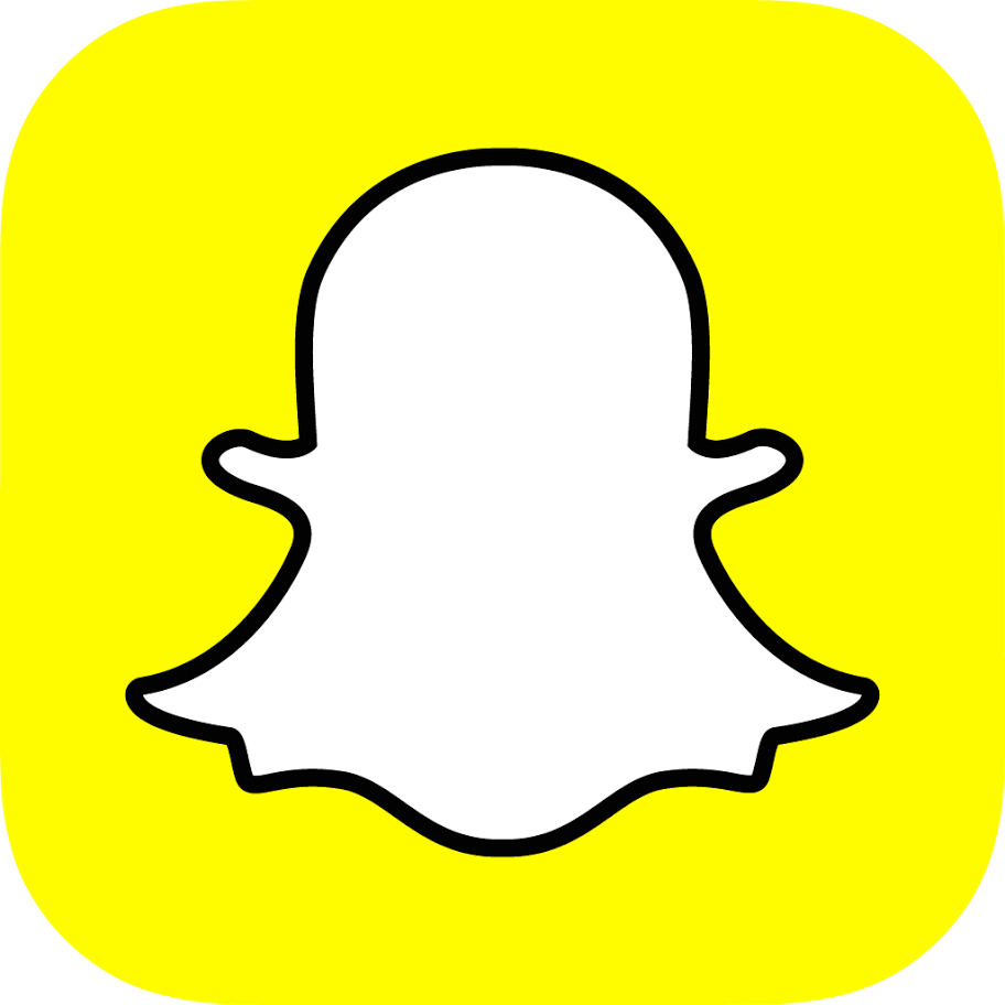 http://commons.wikimedia.org/wiki/File:Snapchat_Logo.png